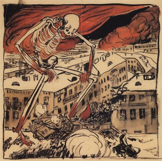 Underground Intensities: The Gothic Marxism Of Deleuze And
